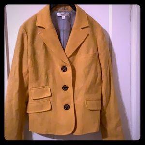 Paul & Joe 100% Shetland Wool Blazer